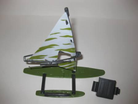 MANTA Windsurfer (1984) - G.I. Joe